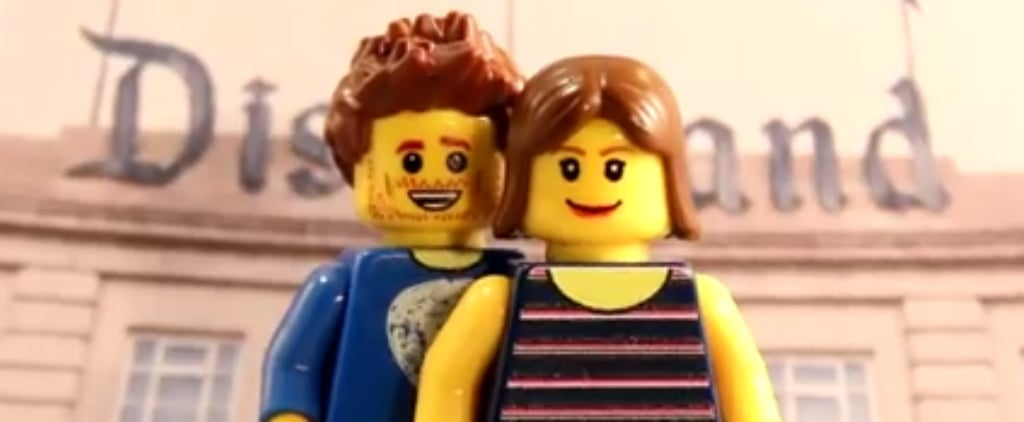 The Amount of Work Put Into This Lego Marriage Proposal Is Pretty Damn Impressive
