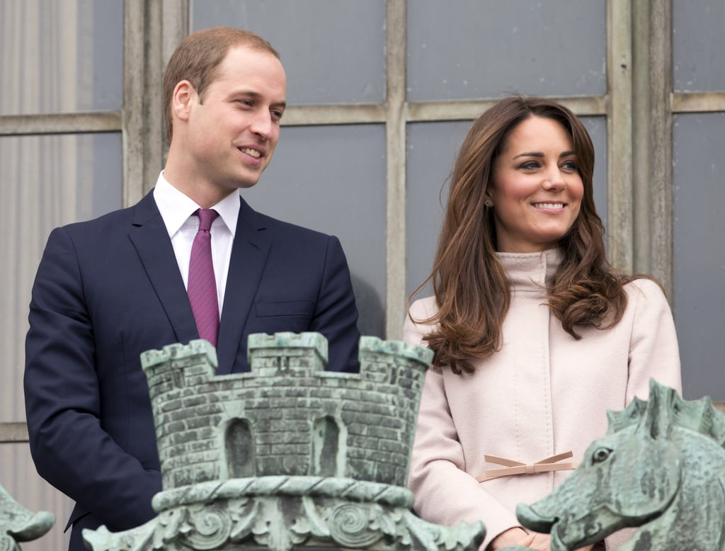 """Royal baby fever kicked off on Dec. 3 of last year, the day the royals shared the news with an official statement on their site. Along with the announcement, the royals also expressed their excitement, saying, """"The Queen, The Duke of Edinburgh, The Prince of Wales, The Duchess of Cornwall and Prince Harry and members of both families are delighted with the news."""""""
