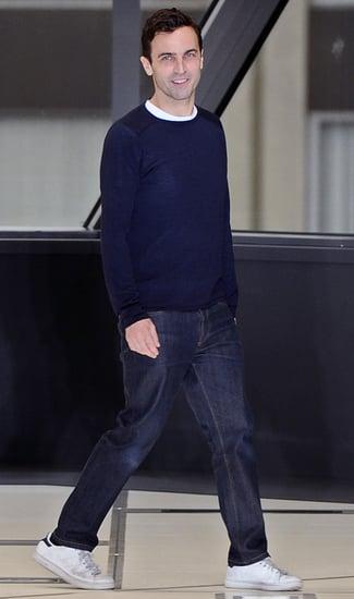 Nicolas Ghesquiere on Leaving Balenciaga