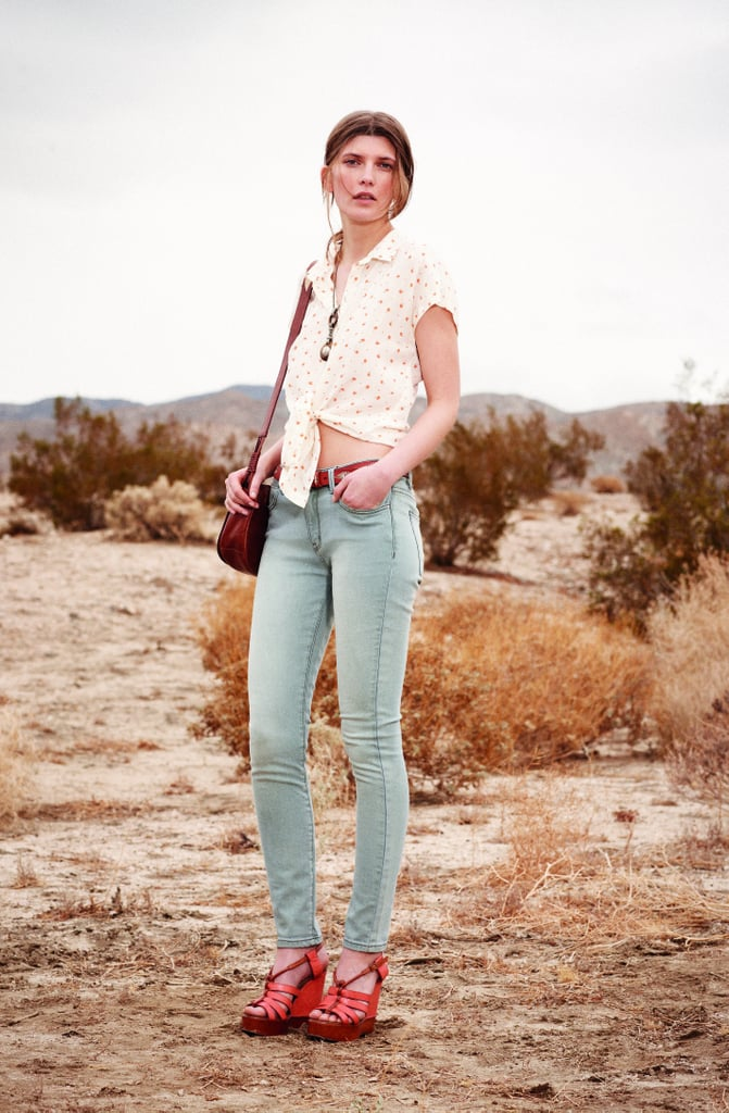 Club Monaco Early Summer 2012