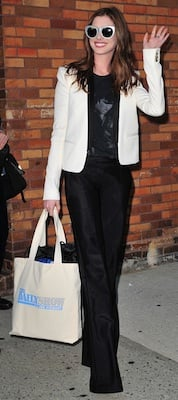 Shop Anne Hathaway Style in Balmain