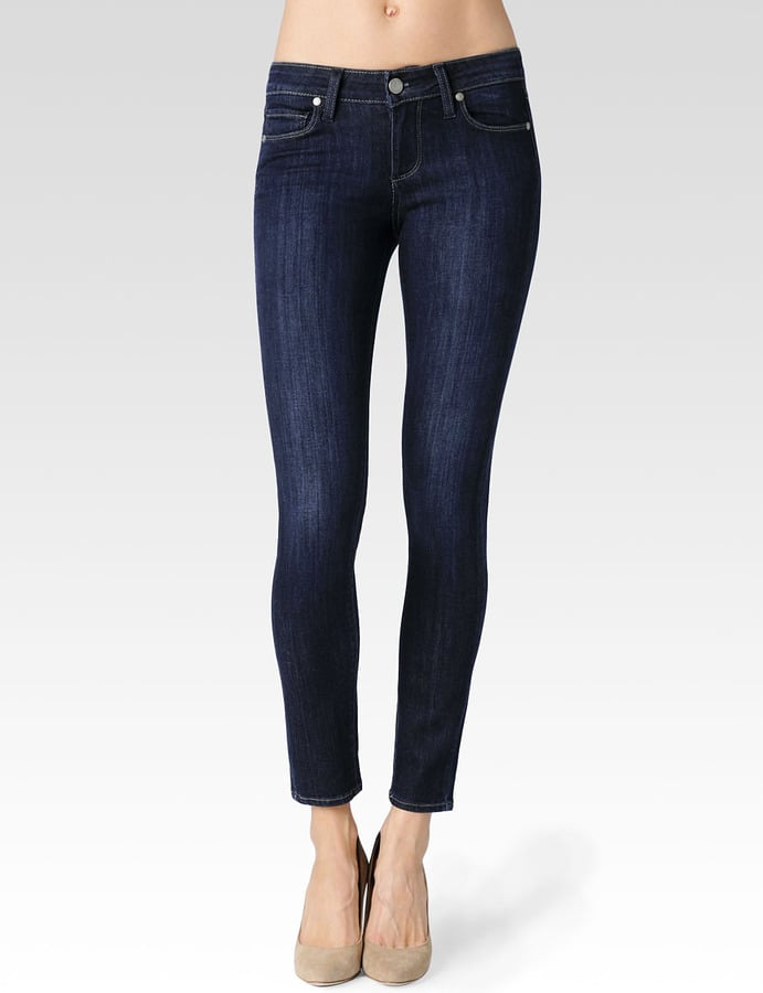 Paige Verdugo Ankle-Length Jeans ($189)