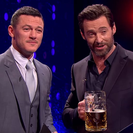 Luke Evans Sings Like Gaston on The Jonathan Ross Show