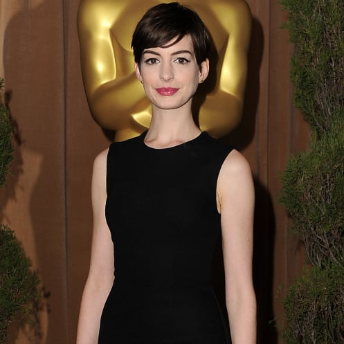 Anne Hathaway Interview at Oscars Luncheon