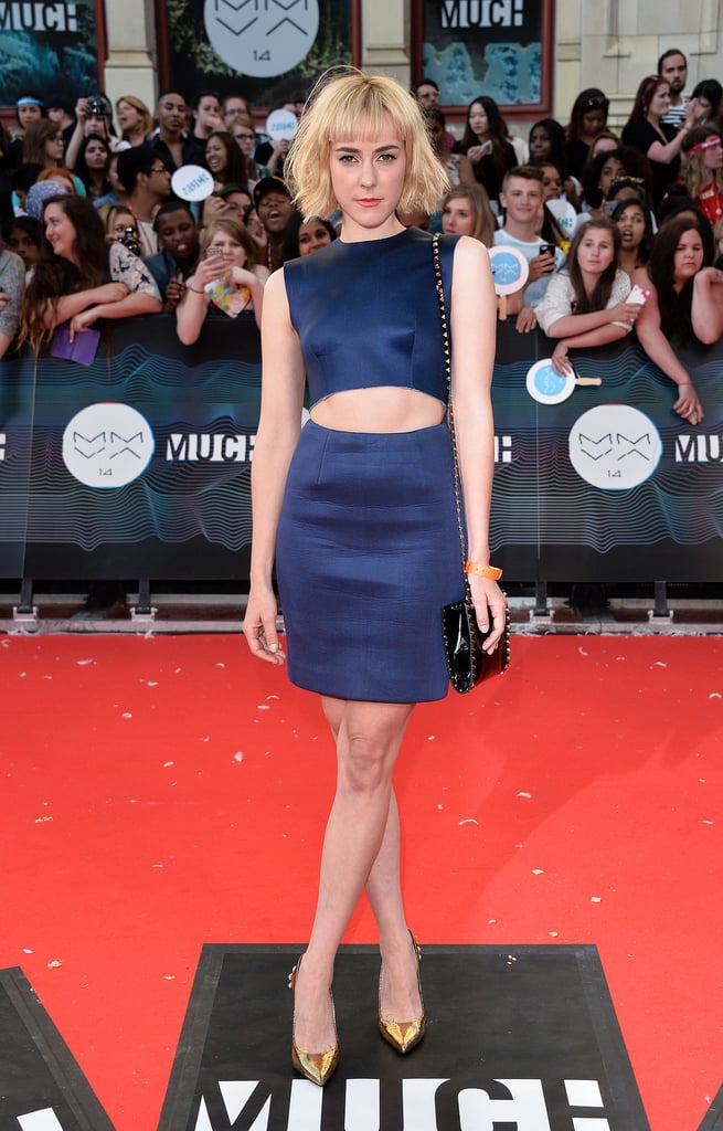 Jena Malone at the MuchMusic Video Awards