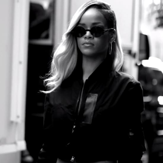 Rihanna Budweiser Commercial Behind the Scenes Video