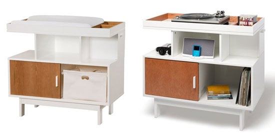 NettoCollection's Loft Changing Table