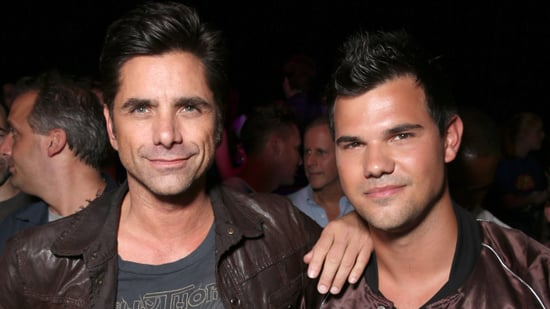 John Stamos and Taylor Lautner 'Scrub Up' in New 'Scream Queens' Promo