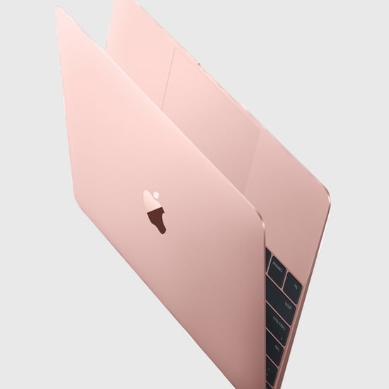 Rose-Gold MacBook