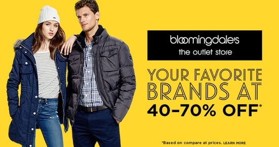 Psst! Bloomingdale's Just Launched Their Online Outlet Store