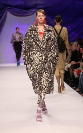 London Fashion Week: Betty Jackson Fall 2009