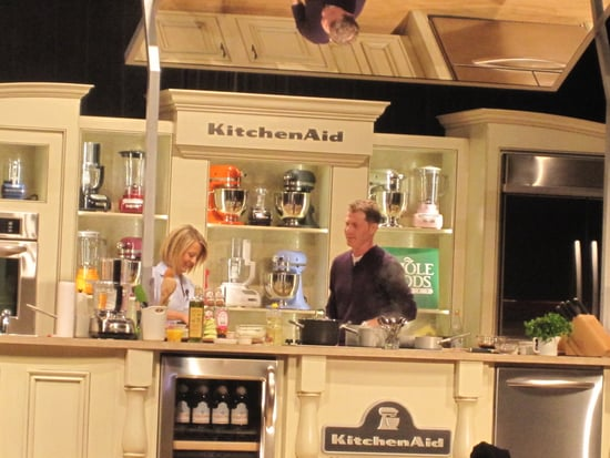 Cooking Tips From Bobby Flay's Demo at the 2010 NYCWFF