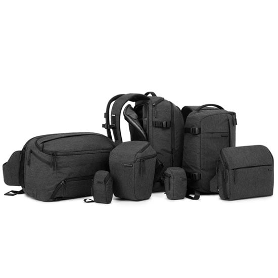 Stylish Camera Bags From Incase