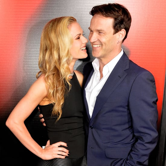 Anna Paquin and Stephen Moyer Sweetest Pictures