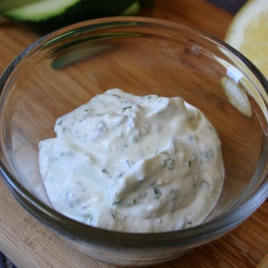 Ranch Greek Yogurt Dip