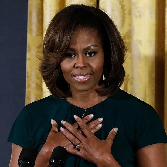 Michelle Obama Let's Move Campaign