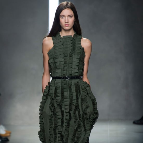 Bottega Veneta Spring 2014 Runway Show | Milan Fashion Week