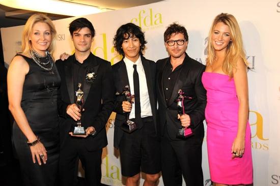 The 2009 CFDA Awards Are Here! Rodarte, Alexander Wang, Proenza Schouler Take Home Wins