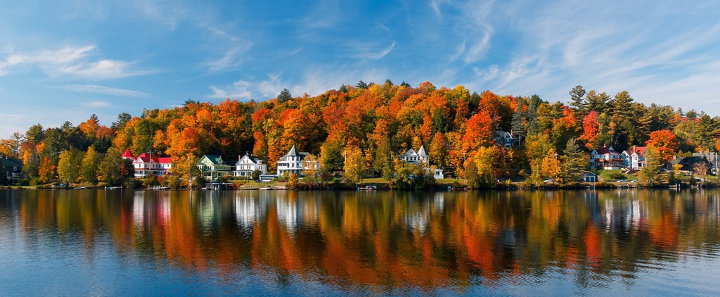 21 Places to See the Most Spectacular Fall Foliage in America