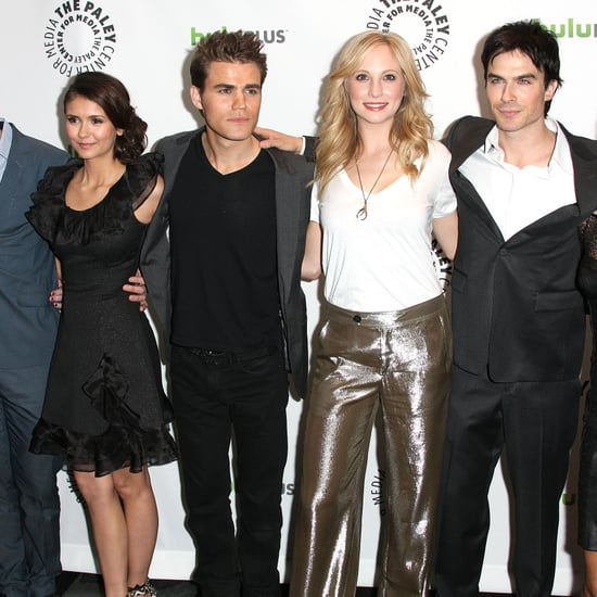 Ian Somerhalder Vampire Diaries Pictures at PaleyFest