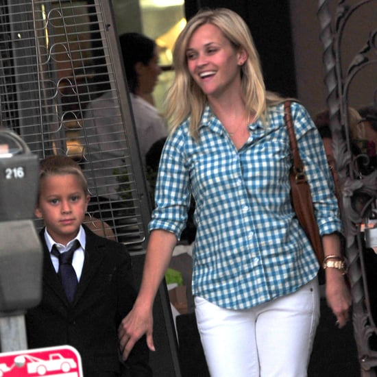 Reese Witherspoon and Deacon Phillippe Dinner Date Pictures