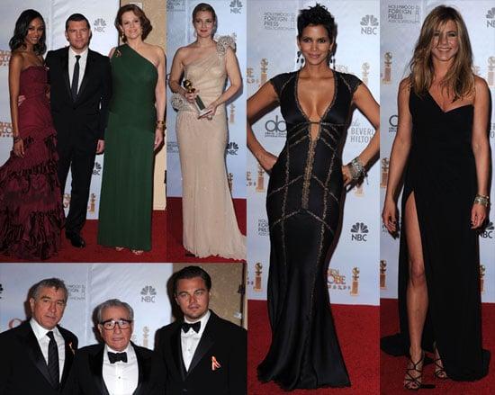 Photos of Golden Globe Backstage Winners