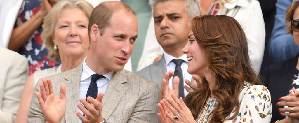 19 Times Will and Kate Showed Love During Sporting Events