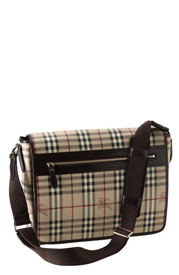 Burberry Messenger Bag: $850
