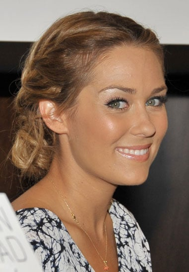 Pictures of Lauren Conrad's Braid