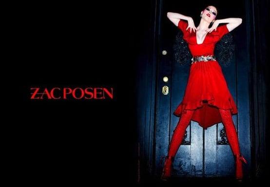 Zac Posen Fall 2009