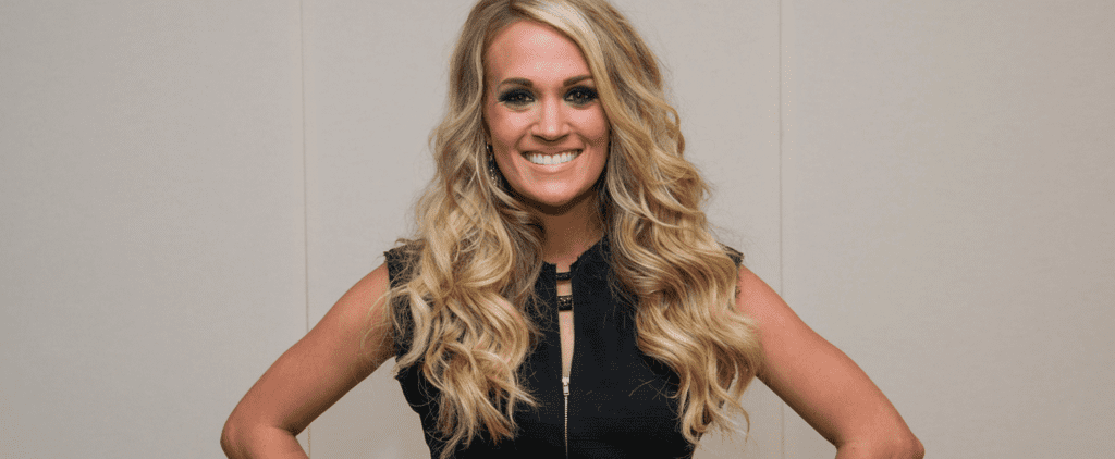 The Tip That Helps Carrie Underwood Fit In a Workout, No Matter What