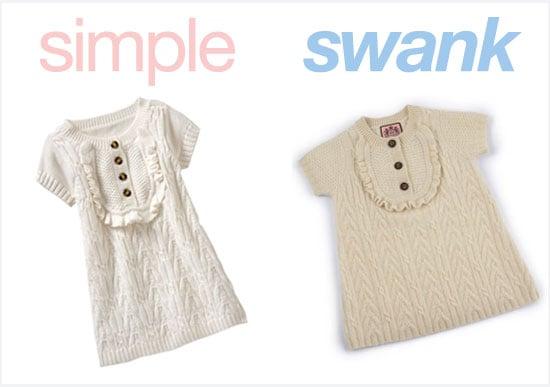 Sweater Dress Simple or Swank