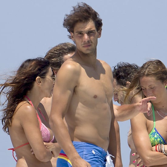 Sports Stars in Bikinis and Shirtless | Pictures