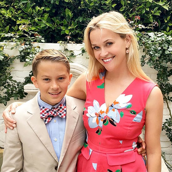 Reese Witherspoon Is One 'Proud Mom' at Deacon's Elementary School Graduation