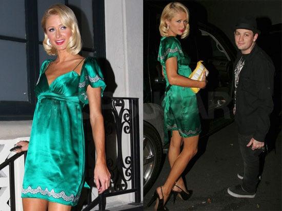 Paris Hilton and Benji Madden Pregnancy Rumors False