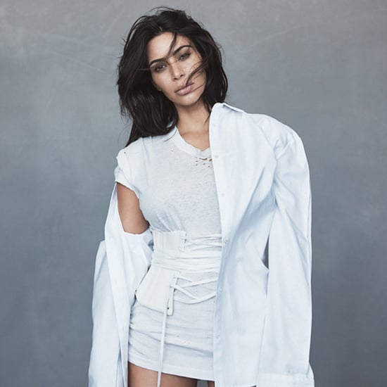 Kim Kardashian on Vogue Australia June 2016