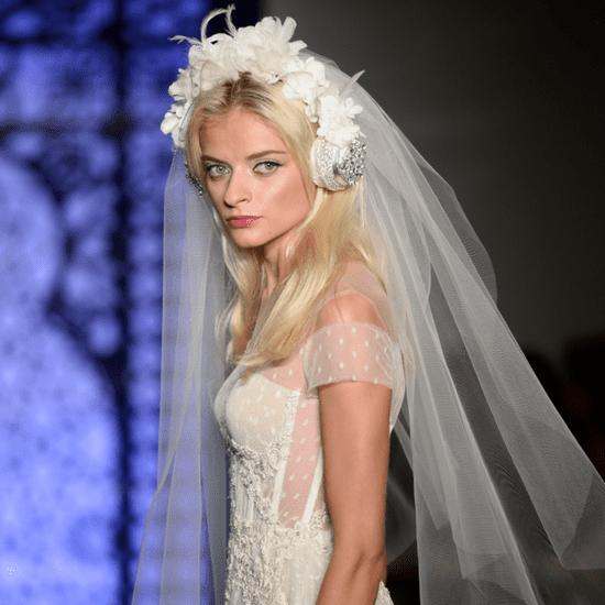 Bridal Fashion Week Fall Winter 2016 Beauty Looks