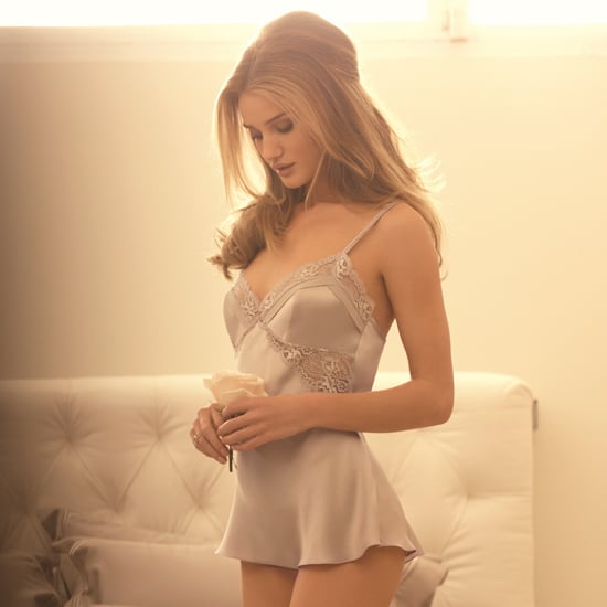Rosie Huntington-Whiteley M&S Lingerie Line
