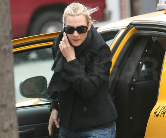 Photo Slide of Kate Winslet Without Her Wedding Ring