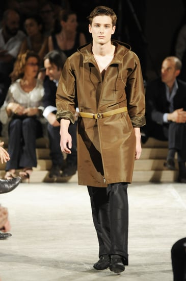 Prada Spring 09 Menswear