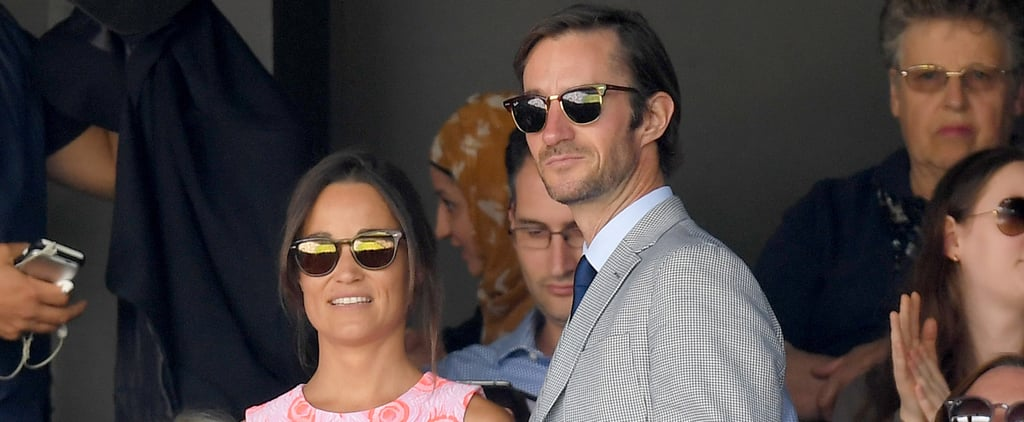 "Pippa Middleton Is ""Delighted"" to Be Engaged to Longtime Boyfriend James Matthews"