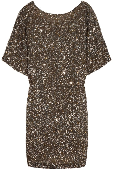 Vince Sequined Mini Dress ($425)