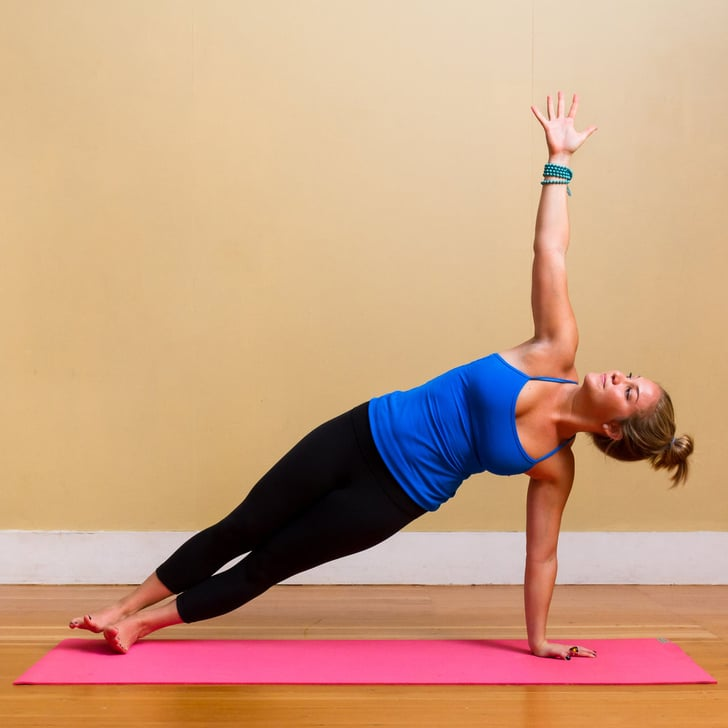 Battle Of The Bulge: Yoga For Muffin Top