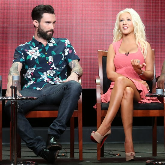 Christina Aguilera Interview About Coming Back to The Voice