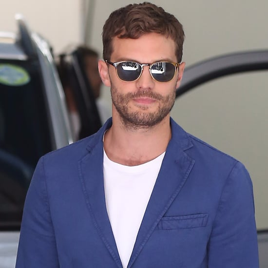 Jamie Dornan Out in London August 2016