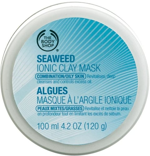 The Body Shop Online Only Seaweed Ionic Clay Mask