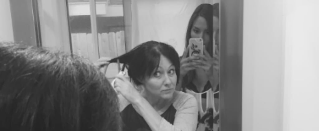 Shannen Doherty Shares a Health Update Amid Her Battle With Breast Cancer