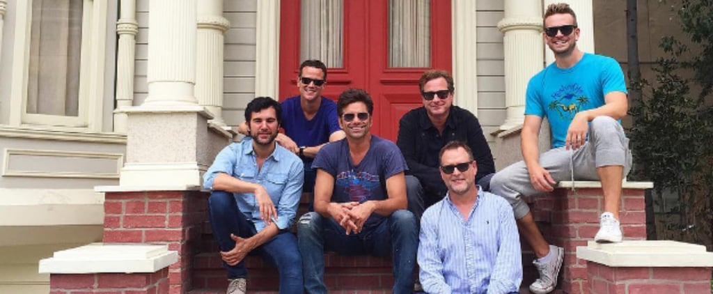 These Fuller House Season 2 Set Pictures Will Fill Your Heart With So Much Joy
