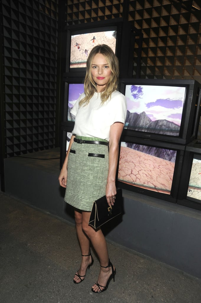 Kate Bosworth and Rachel Zoe Toast Proenza Schouler's New Shop