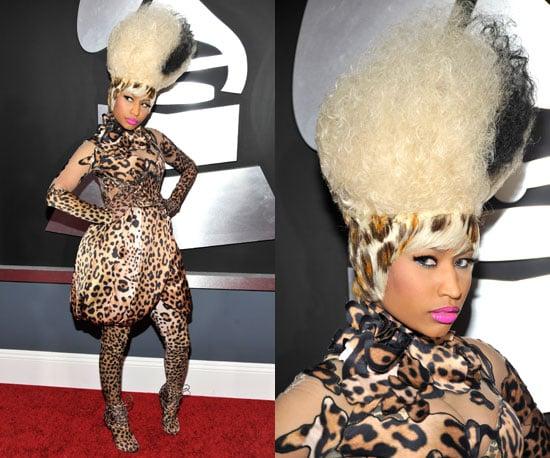 Nicki Minaj Grammys 2011